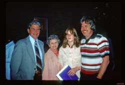 4 generations Mary Eliza, John Howard, John Norman and Robyn Lynne Shankland