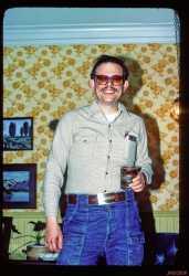 Elliot Kahn, a friend from Detroit