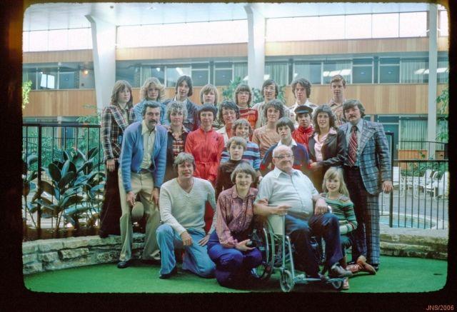 Robyn, Cathy, Jeff, John, ? Greg, Kelly, Mark Ed, Jan, Jeri, Jean, Cotey, Laura, Tim, Steven, Debbie, Dennis John, Steve, Jacki, Al, Crissy