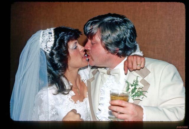 Debbie and Dennis Cassidy