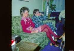 Jan and Joyce