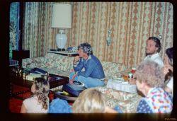Adams Family Weekend at Klinger: John and Jim Ripp