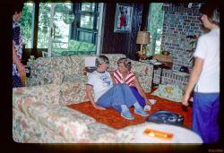 Pat and Kay Adams