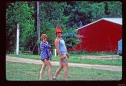 Nick and Sharon
