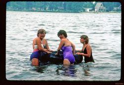 Becky, Bonnie, Barb and Eileen Eshoo
