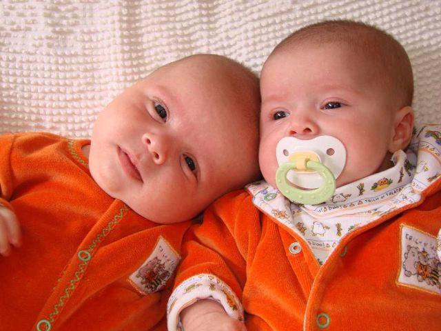Twins   Halloween 2006