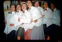 Toni, Sue, Edna, Ruth, Dorthey, Frieda, Dotty