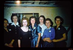 ? Lila Pemberton, Mrs Celletti, Mrs Solich,?, Ann Aleksy, ?