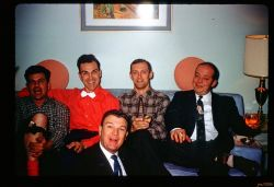 Jack, Ray, Larry. Al LaMotte Mr Frink