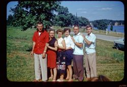 Leif, Ruth, Hazel, Frieda, Norman, Lynn In birth order